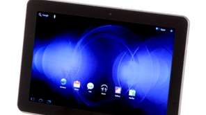 The Samsung Galaxy 10.1, the new tablet and