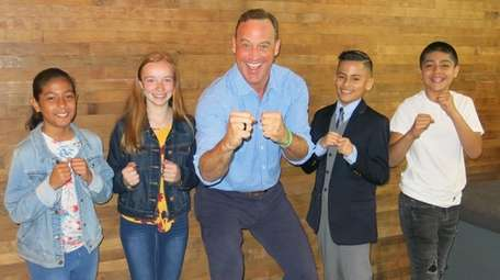 "Comedian and ""American Ninja Warrior"" host Matt Iseman"