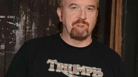 Entertainer Louis CK attends the FX Summer Comedies