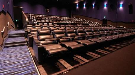 It's tough for small theaters to match reclining
