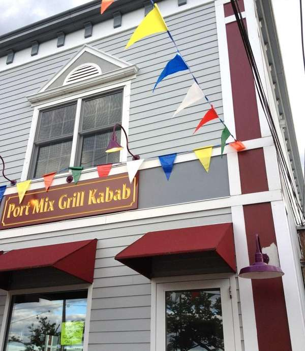 Port Mix Grill Kabab is a Turkish restaurant