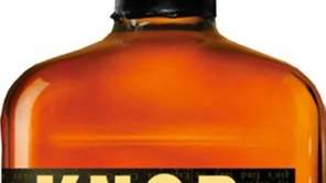 Knob Creek Rye Whiskey is a smooth, very