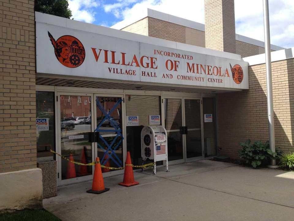 Mineola Village Hall