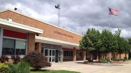 Mineola High School the only high school in