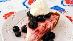 This no-bake pie can be made in advance