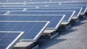 Development of renewable energy like solar-power projects is