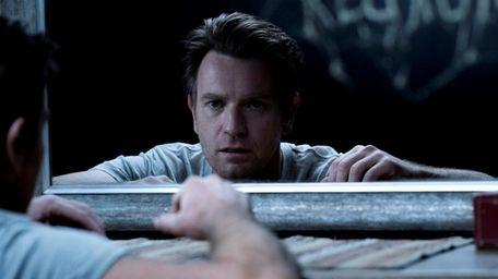 "Ewan McGregor as Danny Torrance in ""Doctor Sleep."""