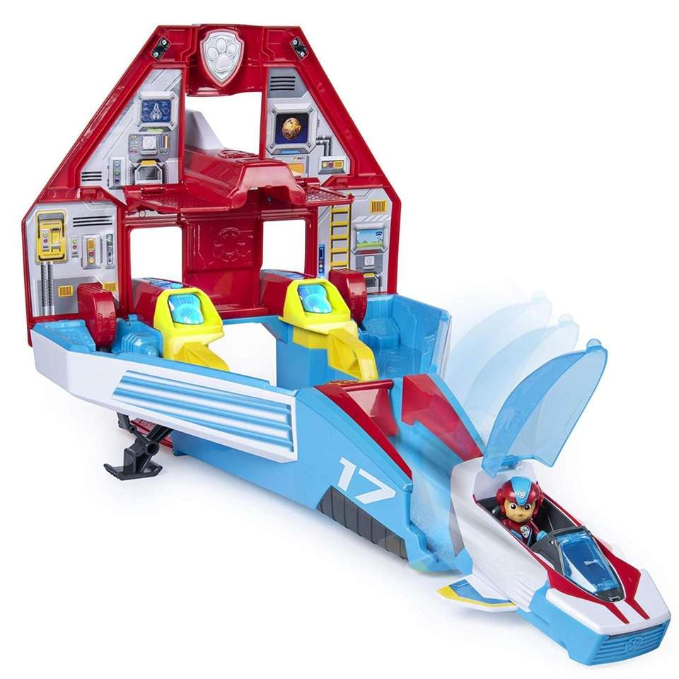 Little Paw Patrol fans can get a deluxe