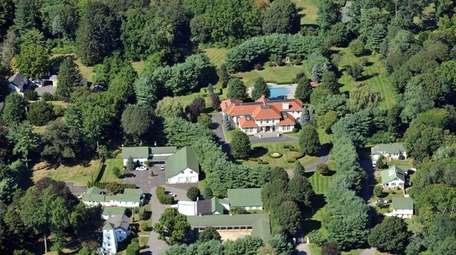 This Old Westbury compound is listed for $13.9
