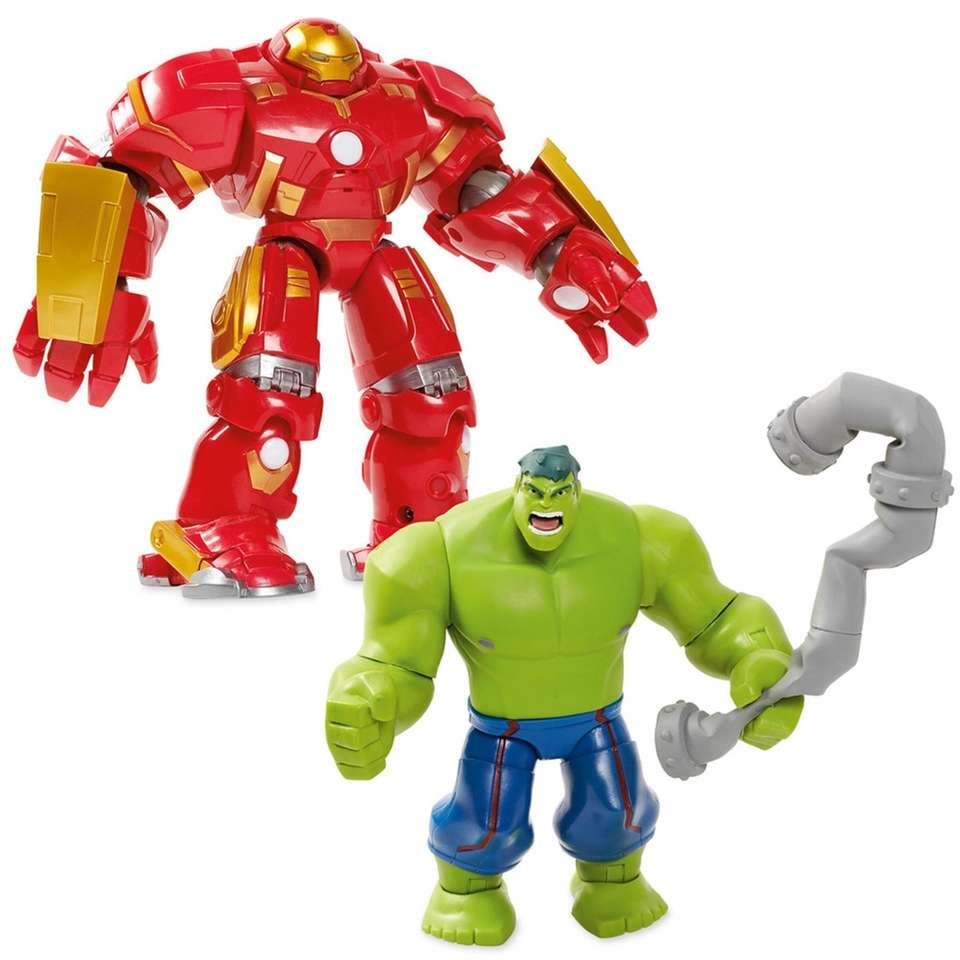 """Inspired by Marvel's """"Avengers: Age of Ultron,"""" this"""