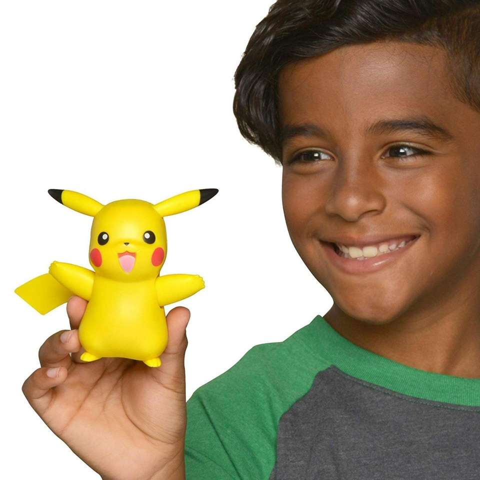 This interactive Pikachu toy comes with more than