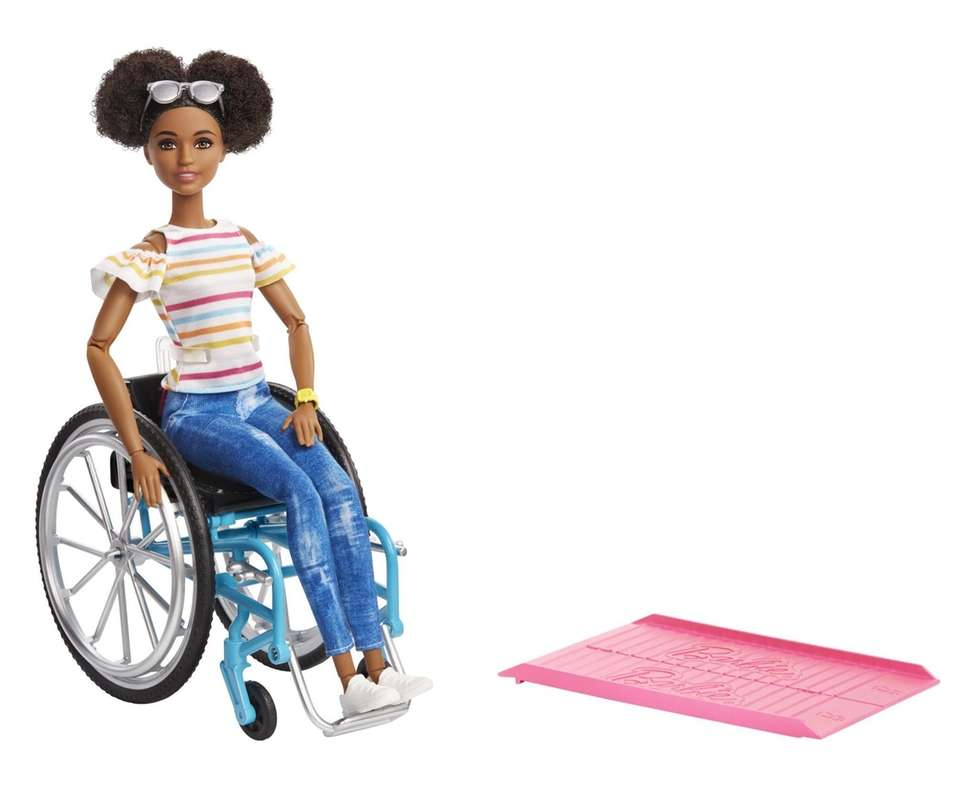 In collaboration withUCLA Mattel Children's hospital, the Barbie