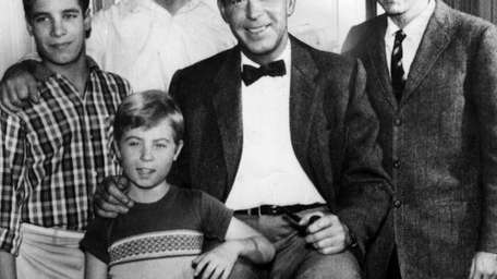 From Left to Right: Don Grady (Robbie) ,15,