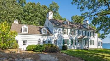 This Nissequogue home is on the market for