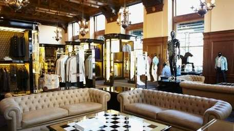 Angelo Galasso has opened his first flagship U.S.