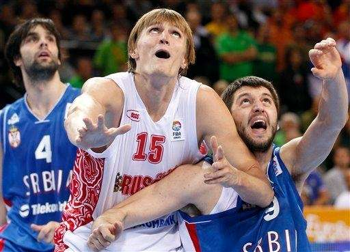 ANDREI KIRILENKO Forward The former member of the