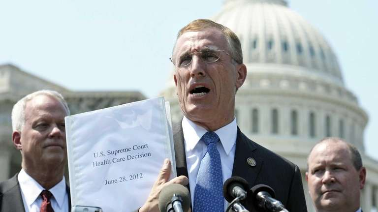 In this file photo, Rep. Tim Murphy, R-Pa.,