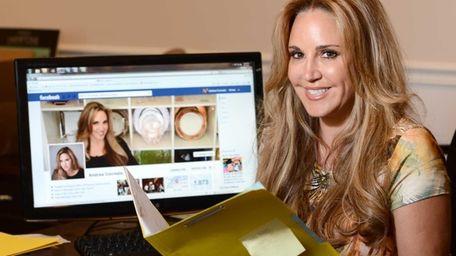 Andrea Correale, president of Elegant Affairs, an off-premises