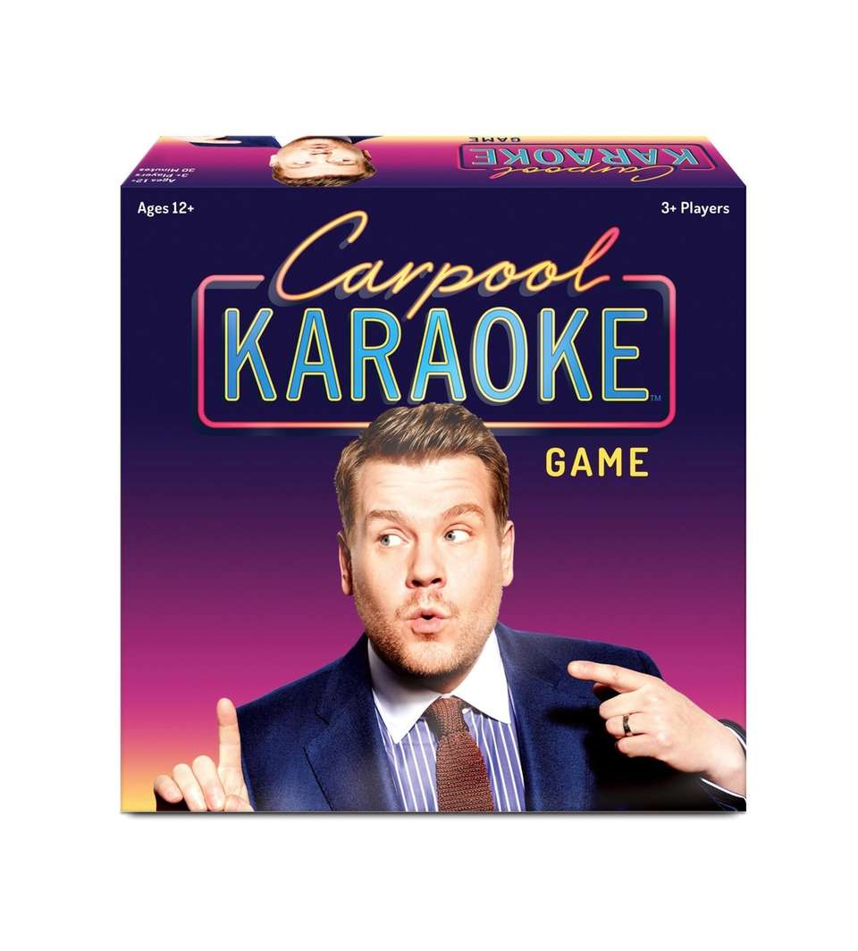 Inspired by the James Corden's jaunts with famous