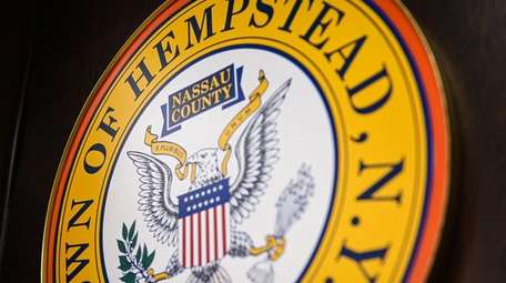 The Town of Hempstead seal.