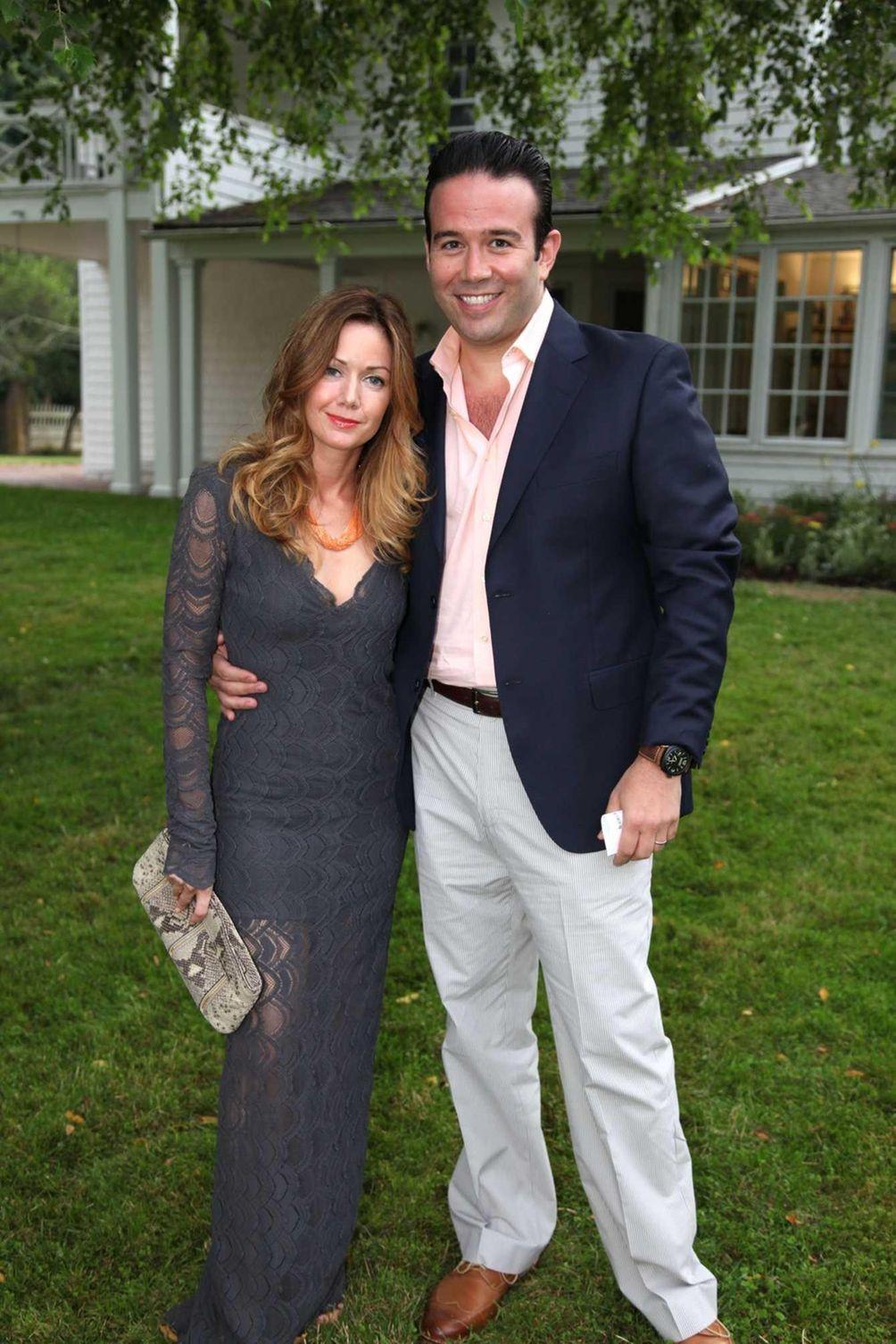 Christina Santelli and Jonathan Santelli