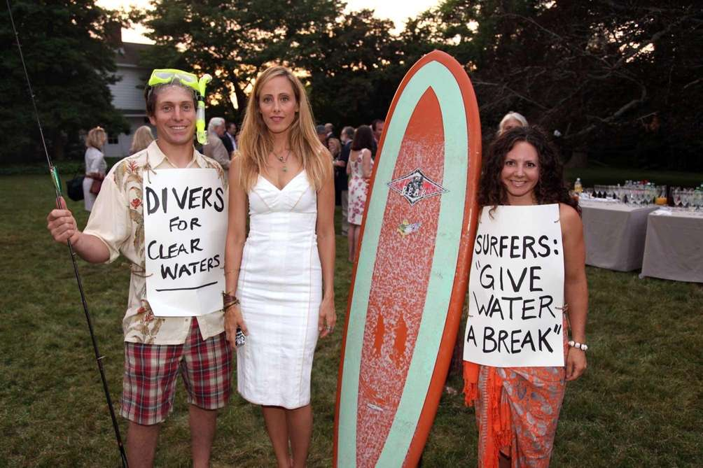 Chris Chapp, Kim Raver, Marissa and Mcnaughton