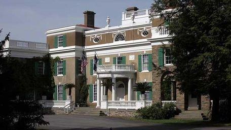 Home of Franklin Delano Roosevelt