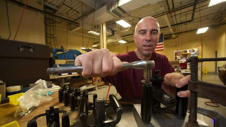Despite the struggling New York State manufacturing sector,
