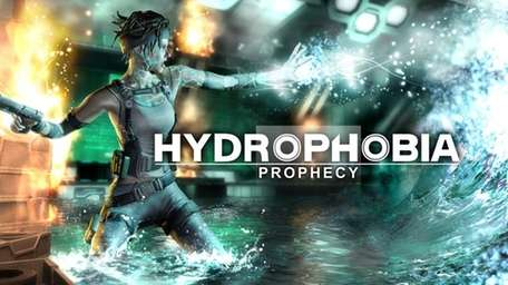 'Hydrophobia - Prophecy' was released on PlayStation 3