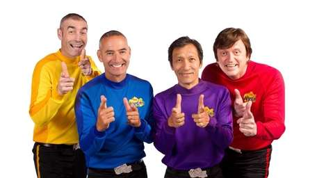 The Wiggles! Live in Concert takes place at