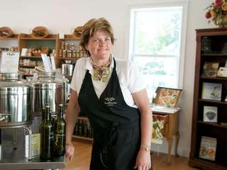 Vines and Branches owner Rita Winkler. (June 21,