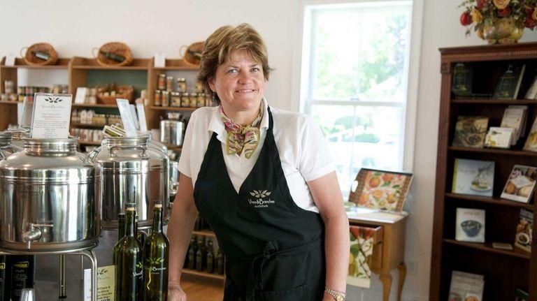 Rita Winkler is the owner of Vines &