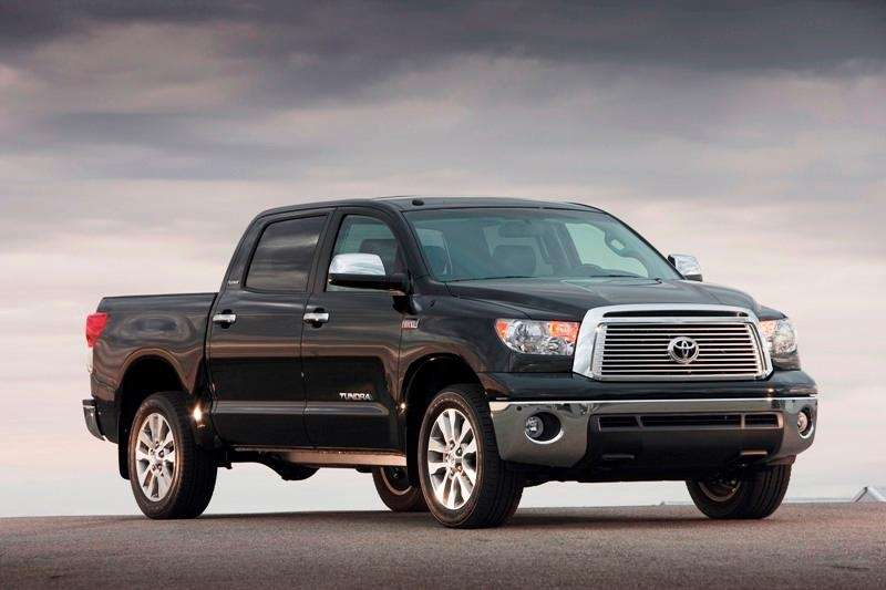 Toyota is updating its Tundra pickup in an