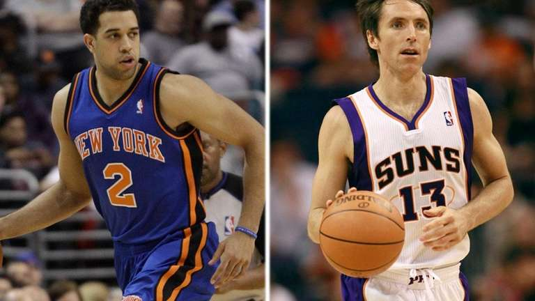 Landry Fields (left) may be one of the
