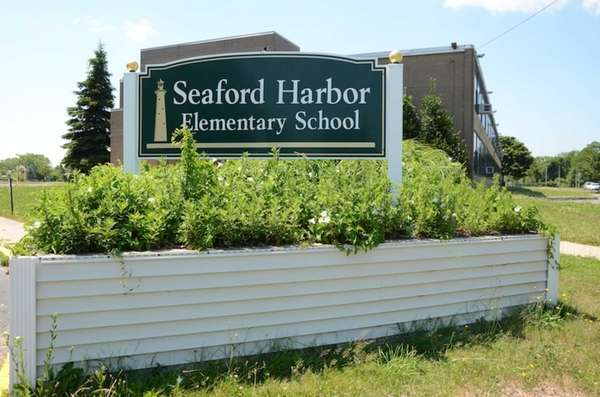 Seaford Harbor Elementary School, at 3500 Bayview Street