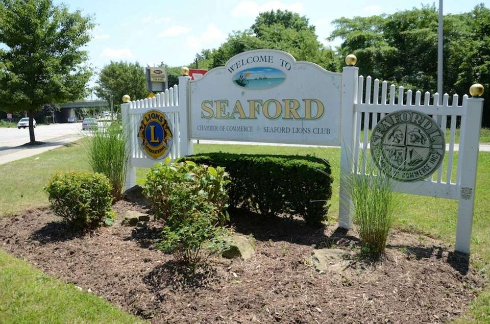 Seaford is a hamlet in the Town of