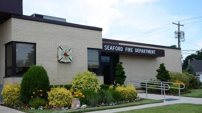The Seaford Fire Department at 2170 Southard Ave.
