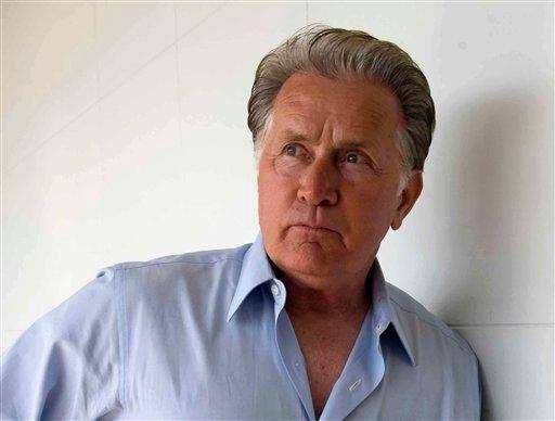 MARTIN SHEEN as TERRY COLLINS We've already seen