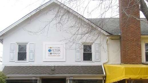 North Fork Oyster Co., in Greenport, opened for