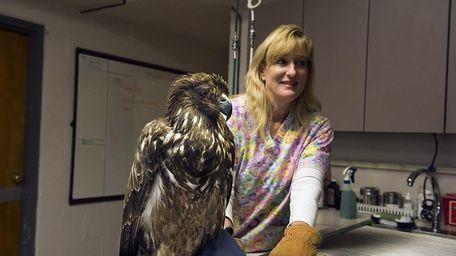 Donna Kramer, a manager at My Pet's Vet