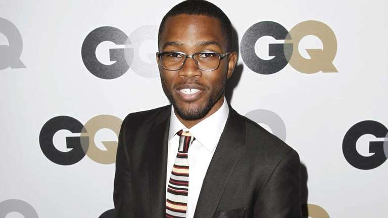 Frank Ocean arrives at the 16th annual GQ