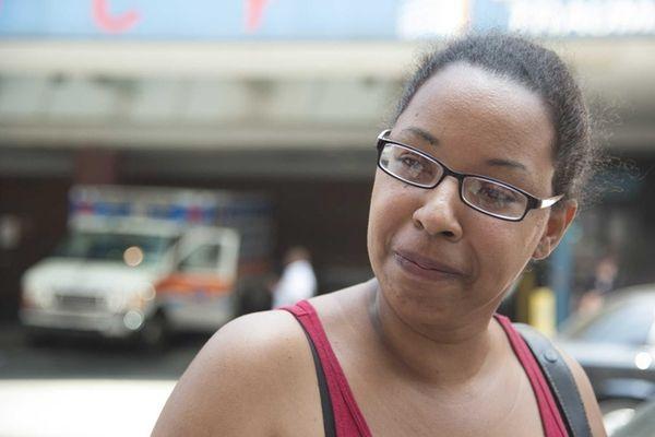 Belinda Barnett-Andrea, sister of MTA officer John Barnett,