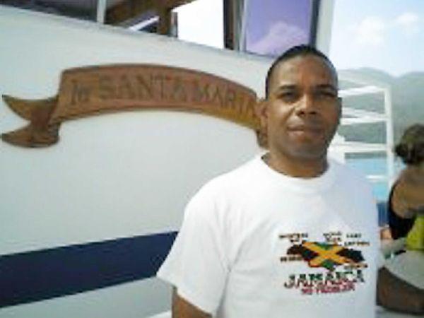 A Facebook profile photo of John Barnett, an