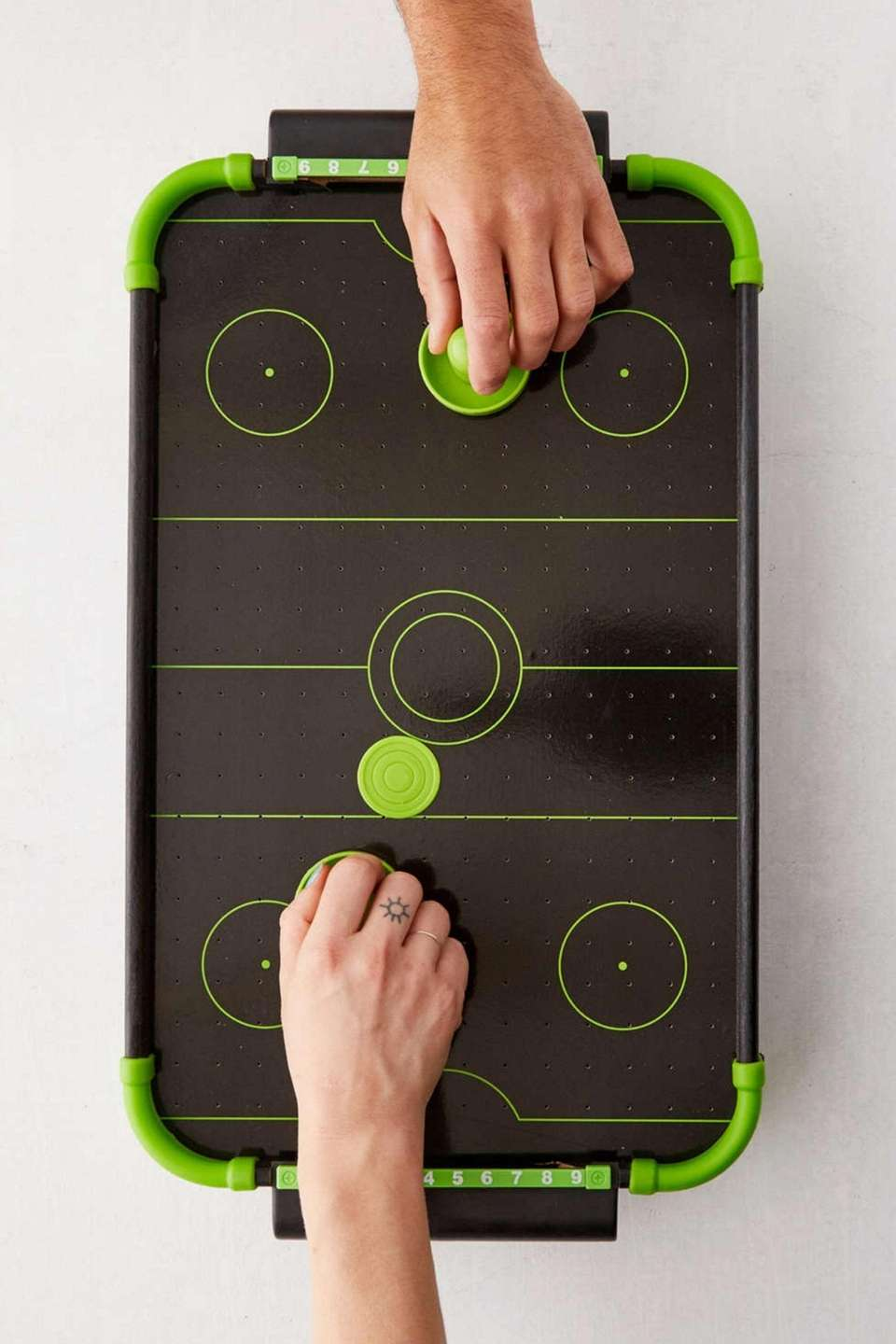 Play all your favorite games, from air hockey