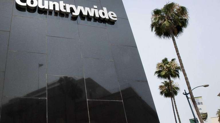 Now -defunct Countrywide Financial Corp.'s former headquarters in