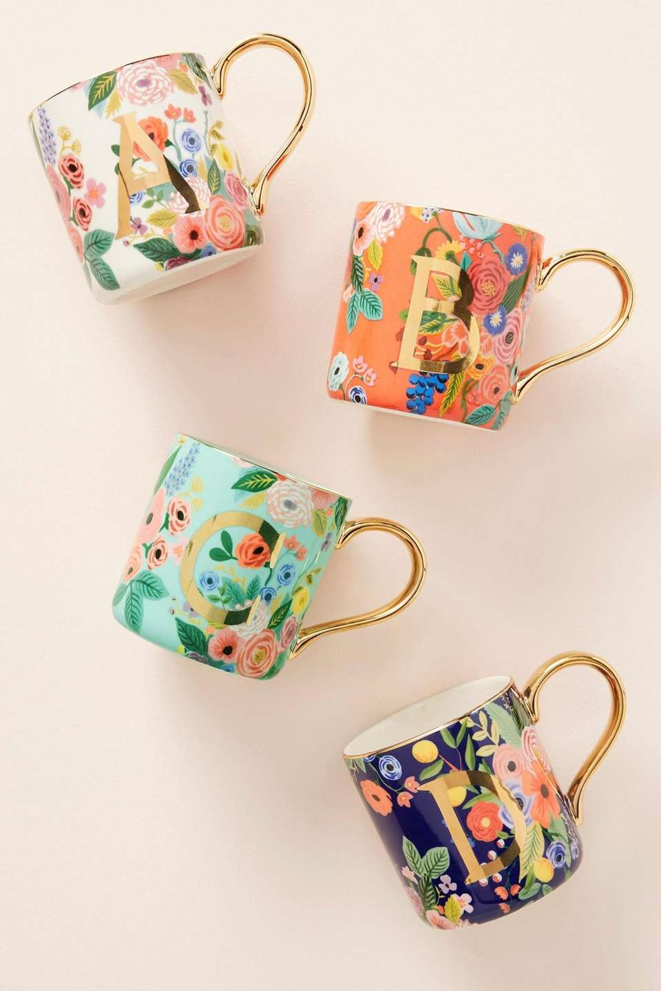 Made exclusively for Anthropologie by Rifle Paper Co.,