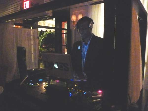 DJ M.O.S. spins at Southampton Social Club in
