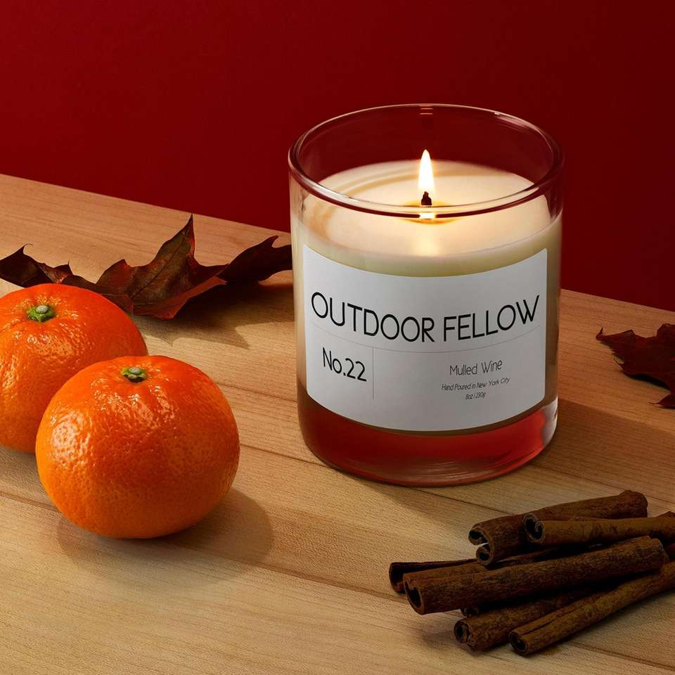 Give the luscious scent of mulled wine --