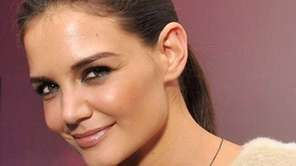 "Actress Katie Holmes attends the ""Mission: Impossible -"