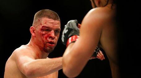 Nate Diaz fights Jorge Masvidal at UFC 244